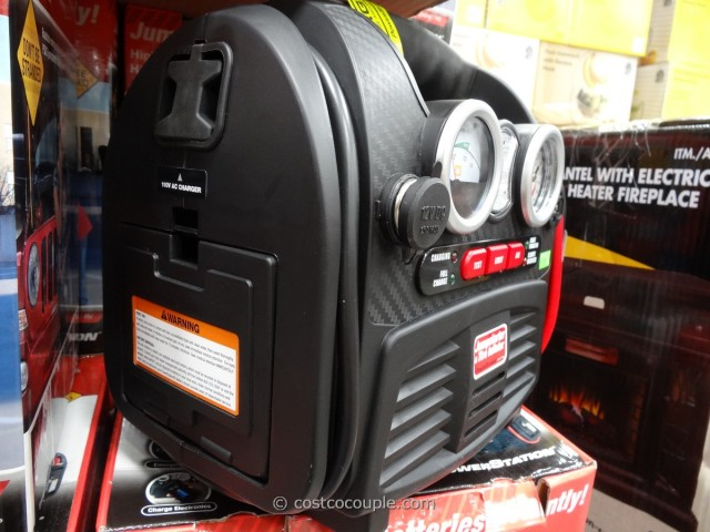Powerstation PSX3 Portable Jump Start Costco 2