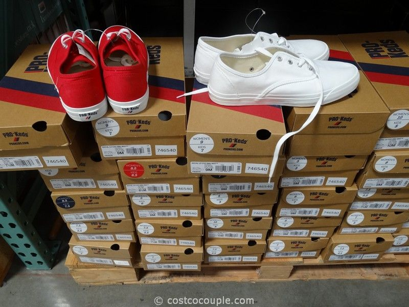 Pro Keds Ladies Canvas Shoe Costco