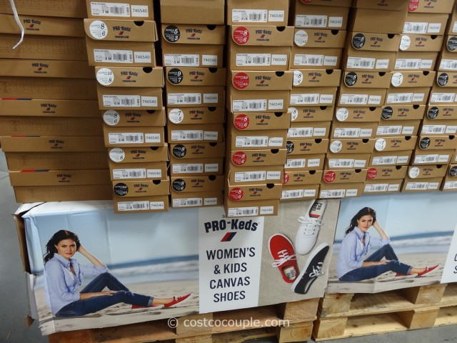 pro keds sneakers costco