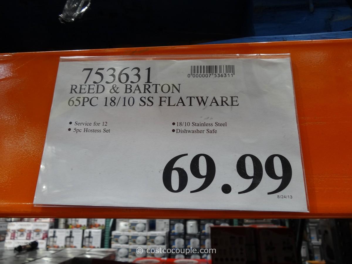 Reed And Barton Flatware Set