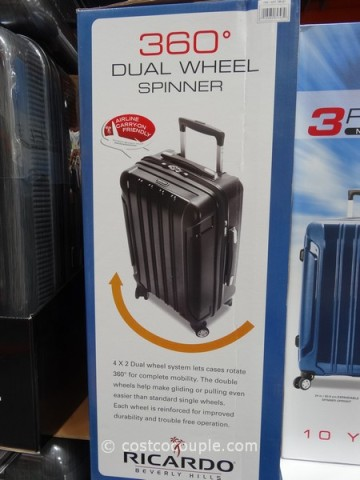 Ricardo 3-Piece Lightweight Travel Set Costco