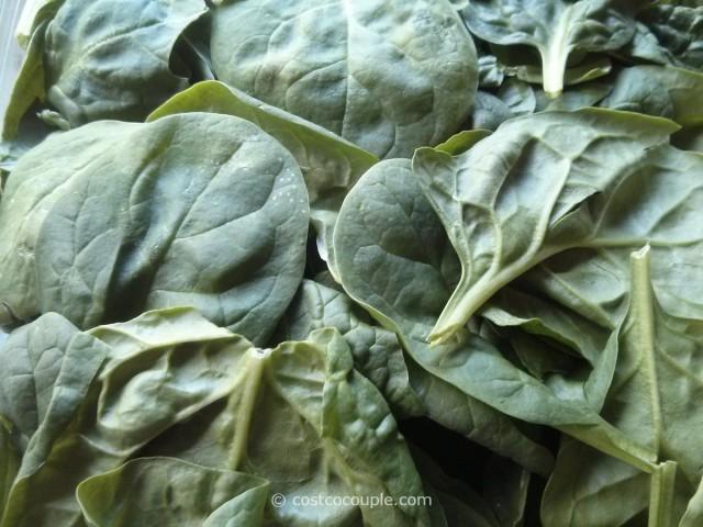 River Ranch Organic Baby Spinach Costco 4