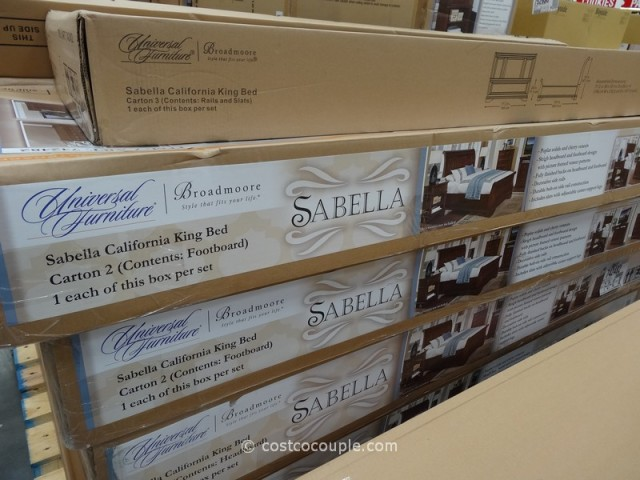Sabella California King Bed Costco