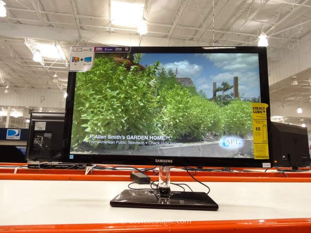 Samsung 24-Inch Monitor T24C550ND Costco 2