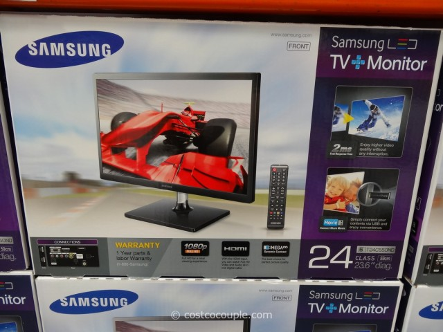 Samsung 24-Inch Monitor T24C550ND Costco 3