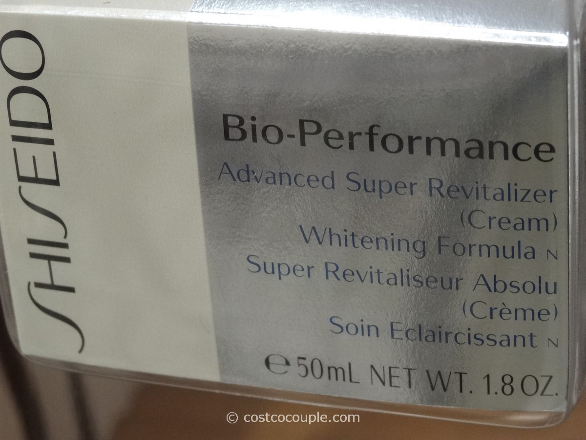 Shiseido Bio-Performance Whitening Formula Costco 1