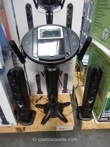 Singing Machine Karaoke System Costco 6