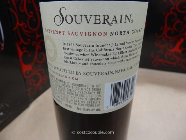 Souverain Cabernet Sauvignon Costco 3