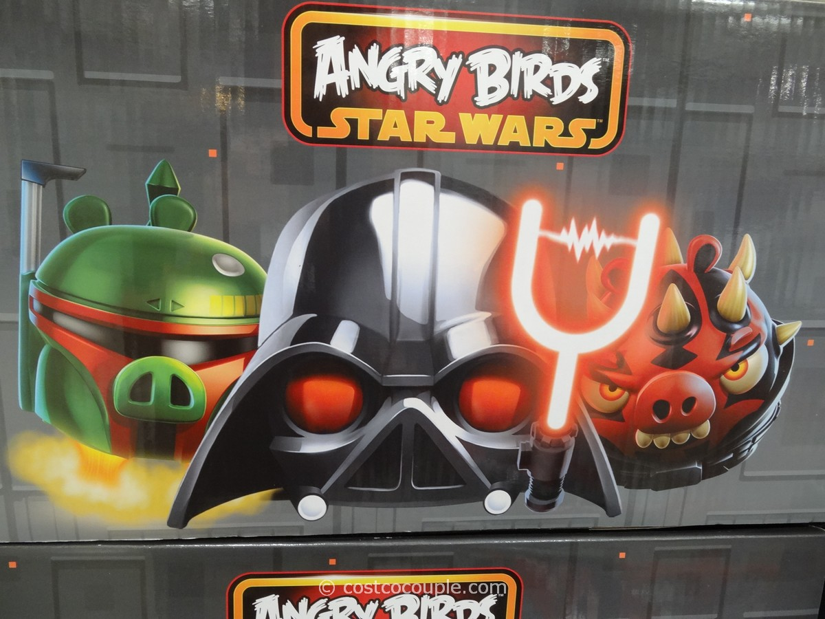 Star Wars Angry Birds Plush Toys