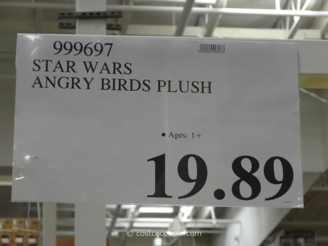 Star Wars Angry Birds Costco 3