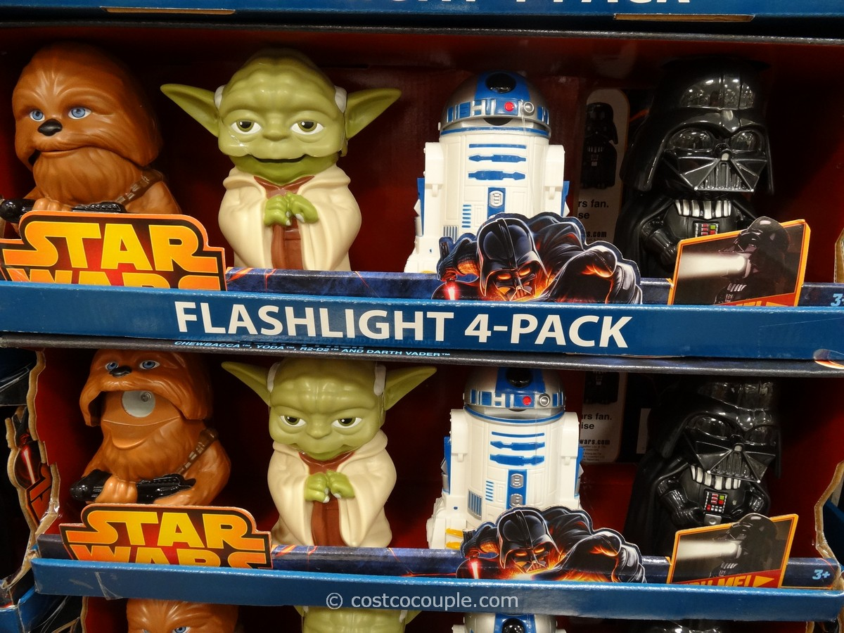 Star Wars Flashlights Costco 3