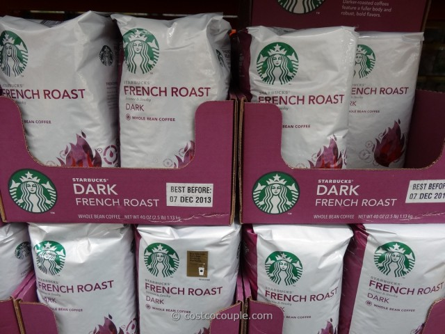 Starbucks French Roast Costco 1
