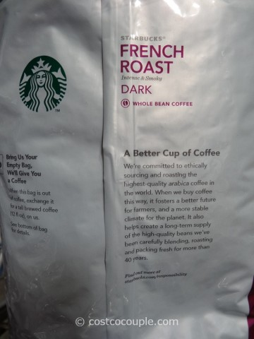 Starbucks French Roast Costco 5