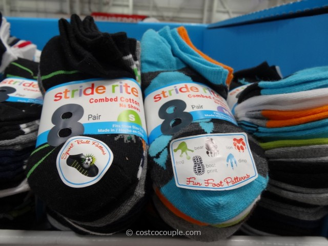 Stride Rite Boys Socks Costco 3