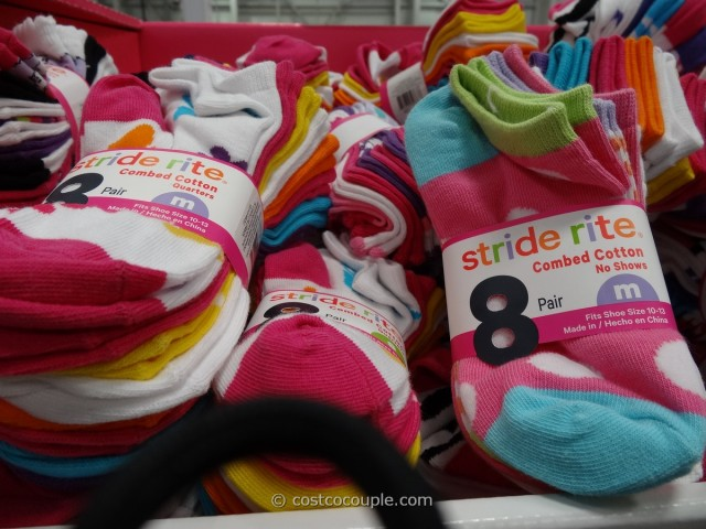 Stride Rite Girls Socks Costco 1