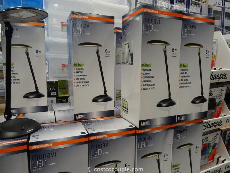 Sylvania Monavi LED Desk Lamp Costco