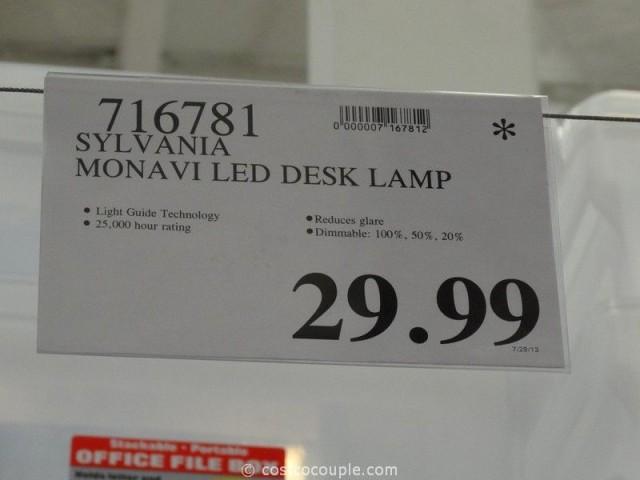 Sylvania Monavi LED Desk Lamp Costco - Ultrabrite Led Table Lamp Costco ~ Best Inspiration For Table Lamp