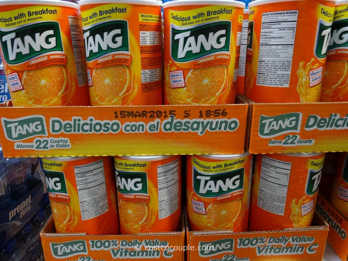 Tang Orange Drink Costco 1