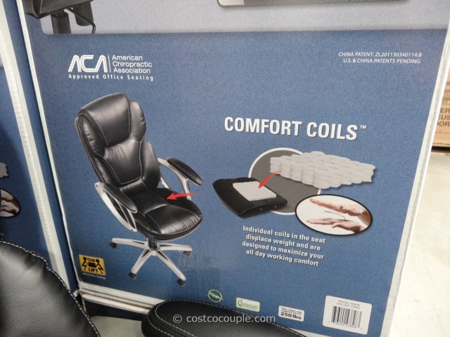 True Innovations Executive Office Chair Costco 4