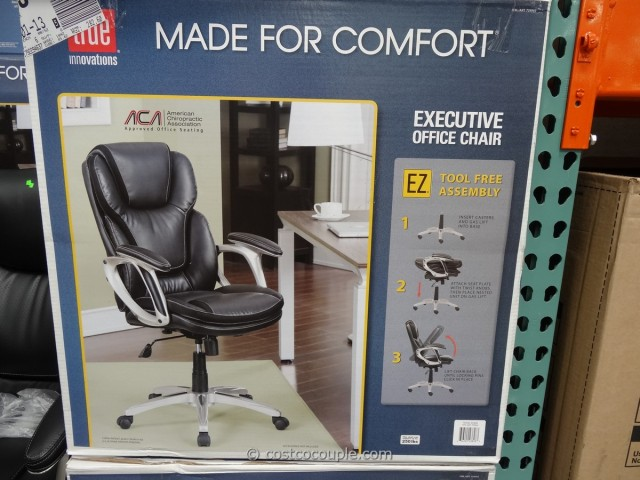 True Innovations Executive Office Chair Costco 6