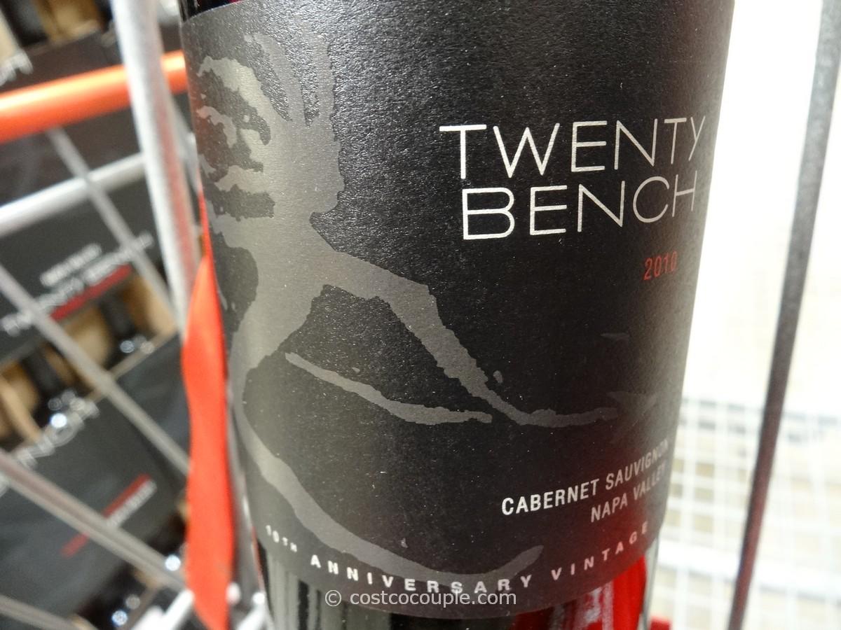 Twenty Bench 2010 Cabernet Sauvignon Costco 3