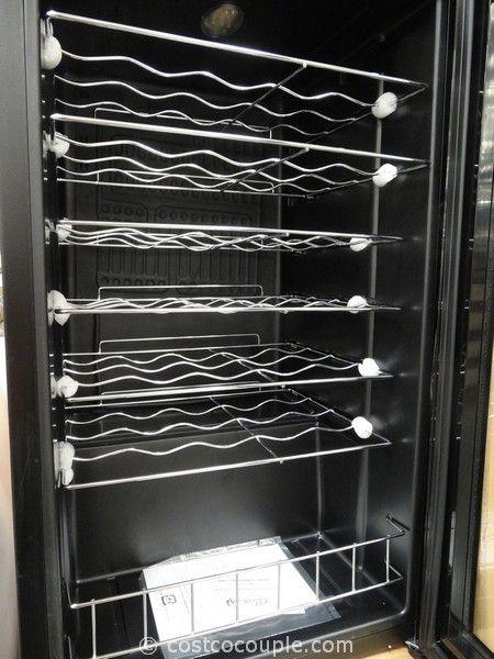 vinotemp 34bottle wine cooler costco - Vinotemp