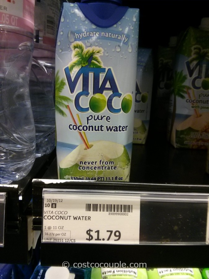 Vita Coco Coconut Water 11.1oz Whole Foods