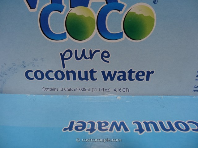 Vita Coco Coconut Water 12 Pack Costco 3