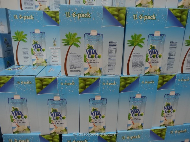 Vita Coco Coconut Water 6 Pack Costco 1