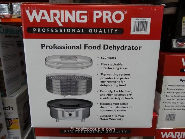 Waring Pro Professional Food Dehydrator Costco