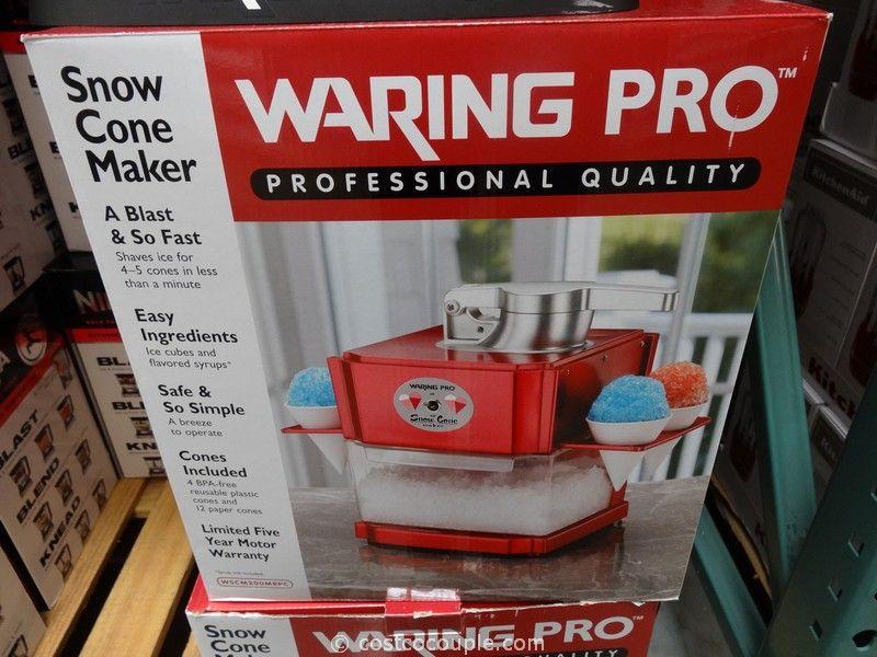 waring machine