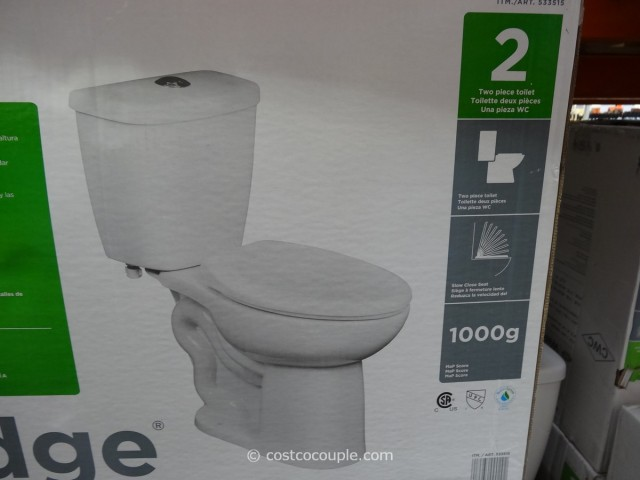 Water Ridge Dual Flush Toilet Costco 3