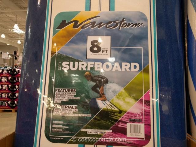 Wave Storm 8-Foot Surfboard Costco 2