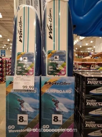 Wave Storm 8-Foot Surfboard Costco 3