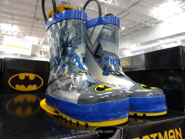 Western Chief Batman Boy's Rain Boot Costco 2