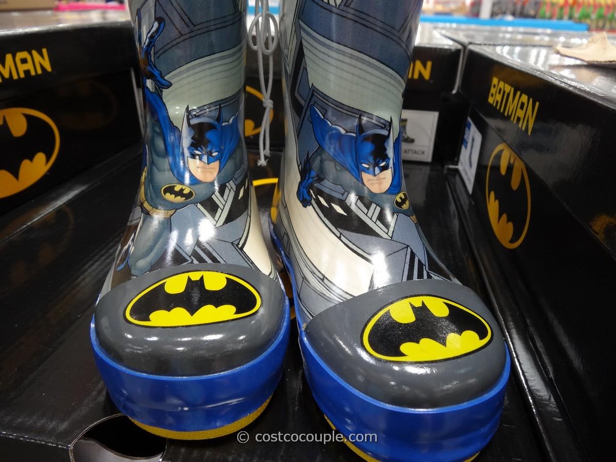 Western Chief Batman Boy's Rain Boot Costco 3