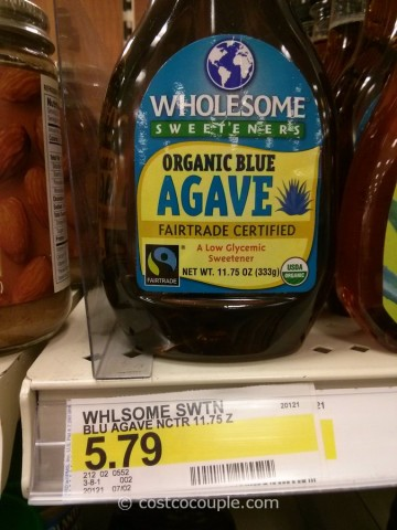 Wholesome Sweeteners Organic Blue Agave Target