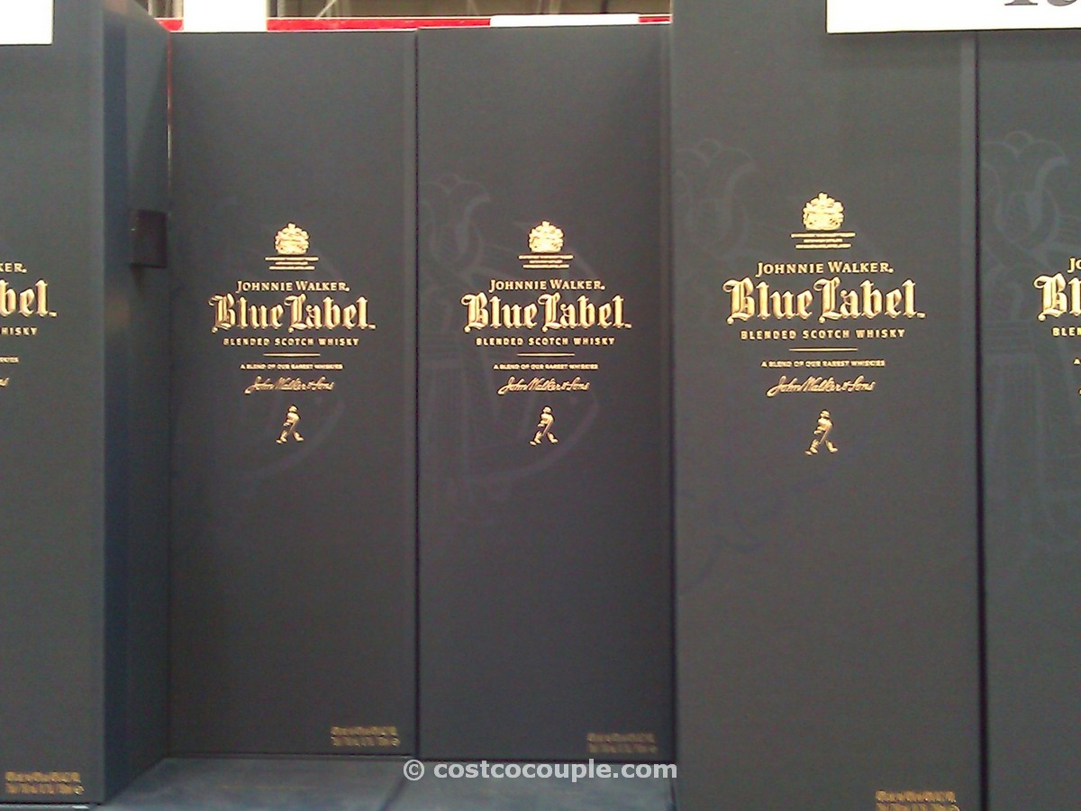 Johnnie Walker Blue Label Costco
