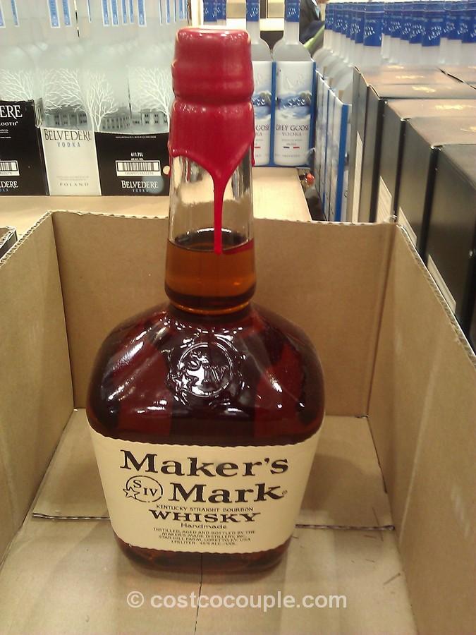 Maker's Mark Kentucky Bourbon Whisky Costco