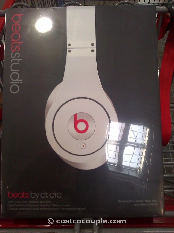 Monster Beats Studio Headphones Costco