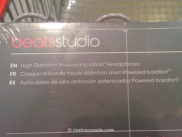 Monster Beats Studio Headphones Costco 3