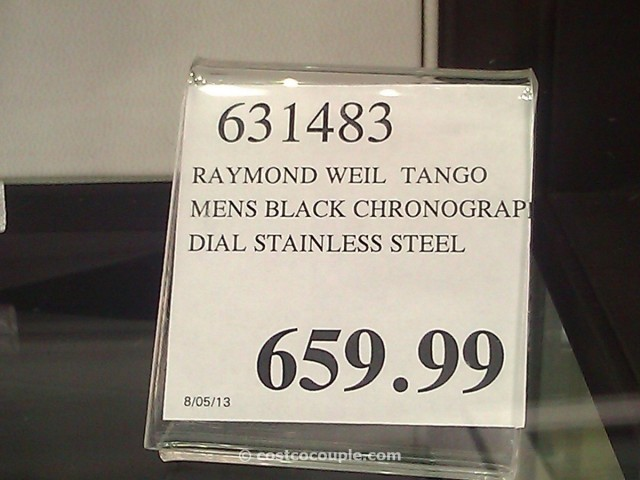 Raymond Weil Tango Chronograph Costco 2