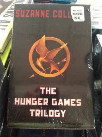 The Hunger Games Trilogy Costco