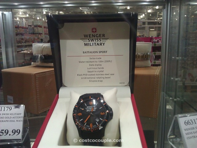 Wenger Swiss Military Sapphire Costco 1