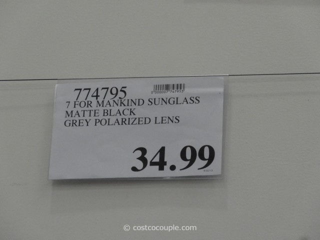 7 For All Mankind Sunglasses Costco 1