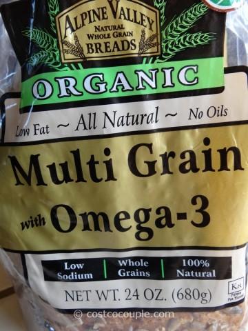 Alpine Valley Organic Bread Costco 1