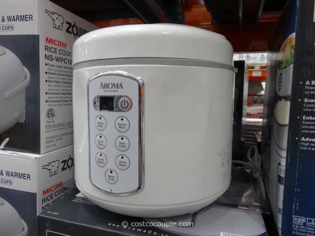 Aroma Rice Cooker Costco 1