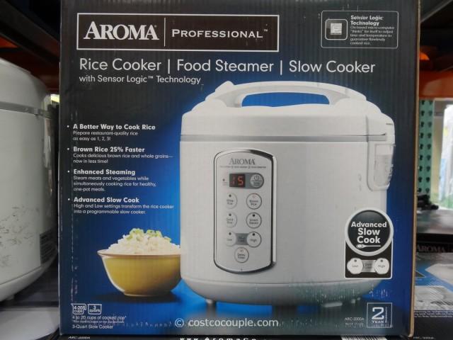 Aroma Rice Cooker Costco 2