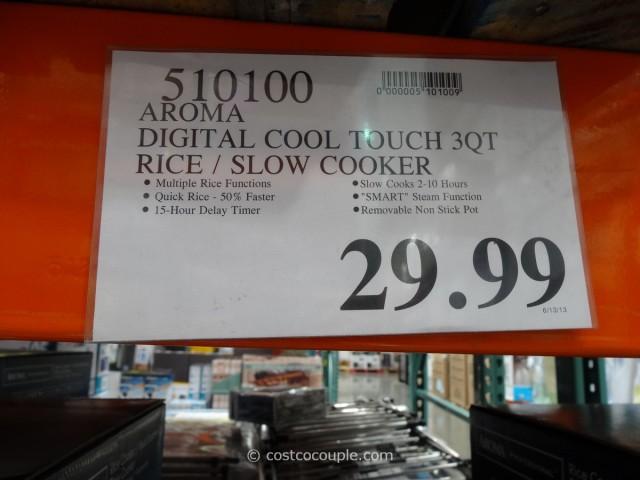 Aroma Rice Cooker Costco 3