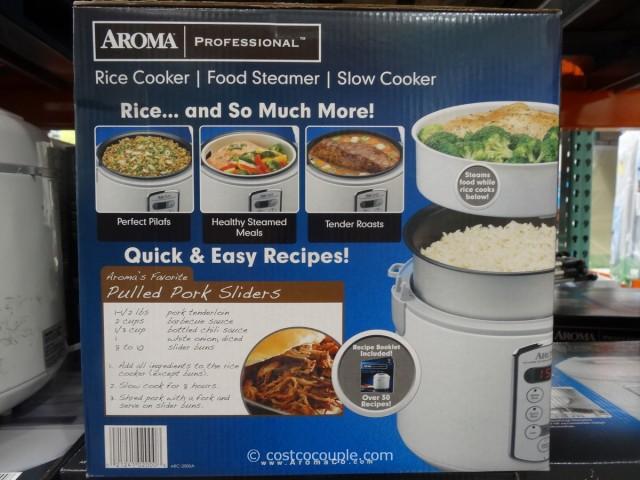 Aroma Rice Cooker Costco 5